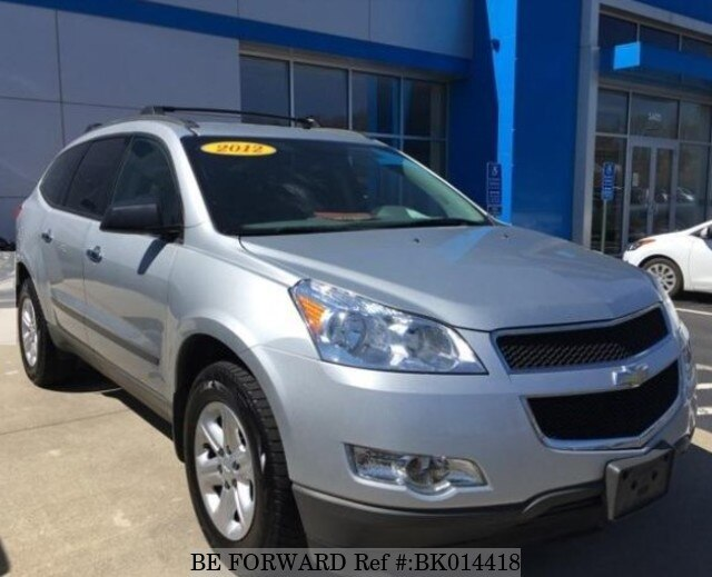 Used 2012 CHEVROLET TRAVERSE BK014418 for Sale