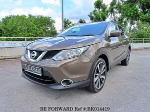 Used 2016 NISSAN QASHQAI BK014419 for Sale