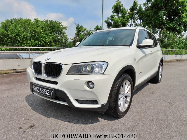 Used 2012 BMW X3 BK014420 for Sale