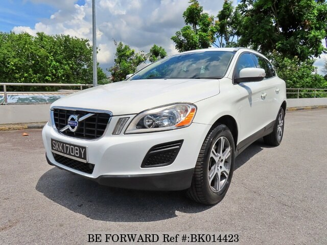 Used 2013 VOLVO XC60 BK014423 for Sale