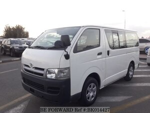 Used 2005 TOYOTA HIACE VAN BK014427 for Sale