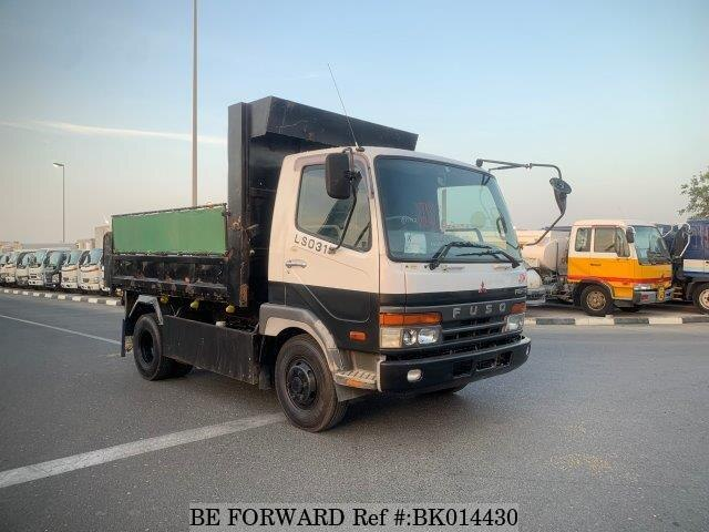 Used 1998 MITSUBISHI FIGHTER BK014430 for Sale