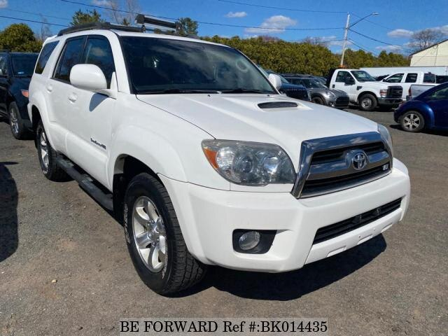 Used 2006 TOYOTA 4RUNNER BK014435 for Sale