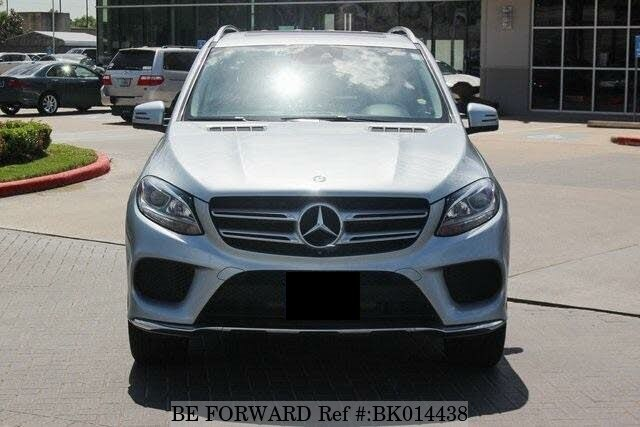 Used 2016 MERCEDES-BENZ GLE-CLASS BK014438 for Sale