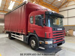 Used 2002 SCANIA 94 BK014451 for Sale