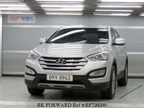 Used 2013 HYUNDAI SANTA FE BF726509 for Sale for Sale