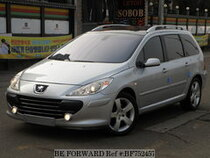 Used 2008 PEUGEOT 307 BF752457 for Sale for Sale