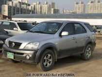 Used 2002 KIA SORENTO BF799592 for Sale for Sale