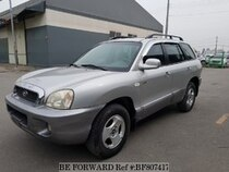 Used 2003 HYUNDAI SANTA FE BF807417 for Sale for Sale