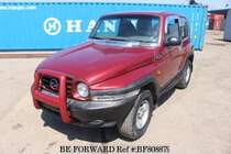 Used 2002 SSANGYONG KORANDO BF808879 for Sale for Sale