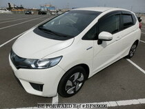 Used 2014 HONDA FIT HYBRID BF809096 for Sale for Sale