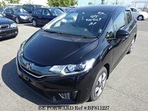 Used 2015 HONDA FIT HYBRID BF811227 for Sale for Sale
