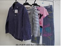 Used Clothing Children's Clothes Mix