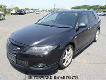 Used 2006 MAZDA ATENZA SPORT WAGON BF824776 for Sale for Sale