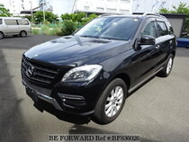 Used 2013 MERCEDES-BENZ M-CLASS BF836026 for Sale for Sale