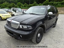 Used 2004 LINCOLN NAVIGATOR BF838819 for Sale for Sale