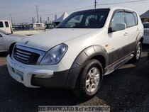 Used 2002 SSANGYONG REXTON BF866105 for Sale for Sale