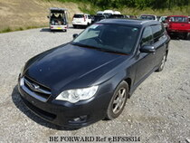 Used 2007 SUBARU LEGACY TOURING WAGON BF838314 for Sale for Sale