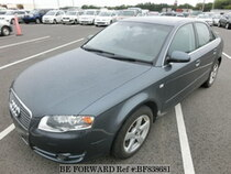 Used 2005 AUDI A4 BF838681 for Sale for Sale