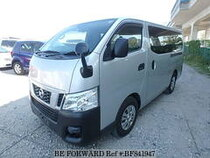Used 2013 NISSAN CARAVAN VAN BF841947 for Sale for Sale