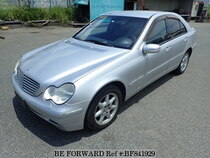 Used 2001 MERCEDES-BENZ C-CLASS BF841929 for Sale for Sale