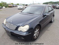 Used 2003 MERCEDES-BENZ C-CLASS BF844018 for Sale for Sale