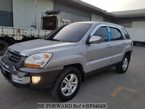 Used 2005 KIA SPORTAGE BF846430 for Sale for Sale
