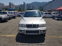 Used 2005 SSANGYONG MUSSO BF846485 for Sale for Sale