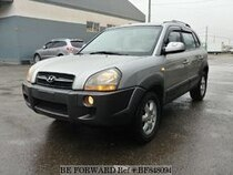 Used 2005 HYUNDAI TUCSON BF848094 for Sale for Sale