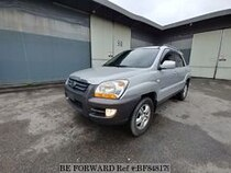 Used 2006 KIA SPORTAGE BF848179 for Sale for Sale