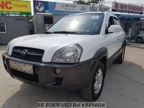 Used 2007 HYUNDAI TUCSON BF848240 for Sale for Sale