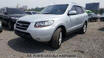 Used 2009 HYUNDAI SANTA FE BF848393 for Sale for Sale