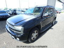 Used 2002 CHEVROLET TRAILBLAZER BF848976 for Sale for Sale