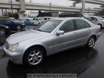 Used 2002 MERCEDES-BENZ C-CLASS BF849713 for Sale for Sale