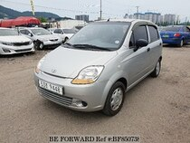 Used 2009 DAEWOO NEW MATIZ BF850738 for Sale for Sale
