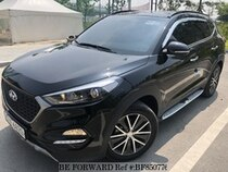 Used 2017 HYUNDAI TUCSON BF850776 for Sale for Sale