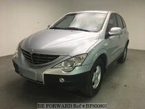 Used 2006 SSANGYONG ACTYON BF850801 for Sale for Sale