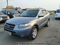Used 2006 HYUNDAI SANTA FE BF850805 for Sale for Sale