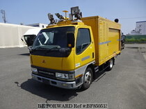 Used 2000 MITSUBISHI CANTER BF850513 for Sale for Sale