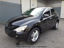 Used 2006 SSANGYONG ACTYON BF850834 for Sale for Sale