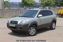 Used 2007 HYUNDAI TUCSON BF850835 for Sale for Sale