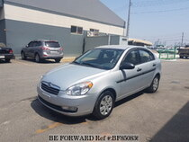 Used 2008 HYUNDAI VERNA BF850836 for Sale for Sale