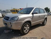 Used 2004 HYUNDAI TUCSON BF850956 for Sale for Sale