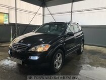Used 2009 SSANGYONG KYRON BF851933 for Sale for Sale
