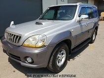 Used 2002 HYUNDAI TERRACAN BF852040 for Sale for Sale