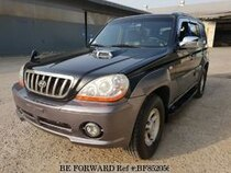 Used 2002 HYUNDAI TERRACAN BF852056 for Sale for Sale