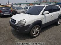 Used 2005 HYUNDAI TUCSON BF852060 for Sale for Sale