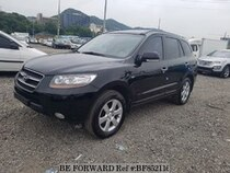 Used 2009 HYUNDAI SANTA FE BF852116 for Sale for Sale