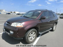 Used 2006 HONDA MDX BF852295 for Sale for Sale