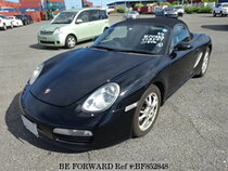 Used 2008 PORSCHE BOXSTER BF852848 for Sale for Sale